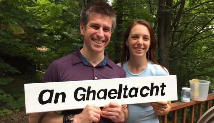 Promoting the Irish language: Lessons from the Irish diaspora